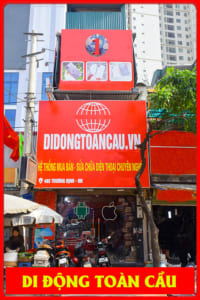 Ảnh trung tâm dạy nghề sửa điện thoại di động toàn cầu