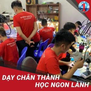 Học nghề sửa chữa điện thoại tại Thái Bình