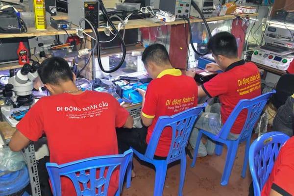 Học sửa chữa điện thoại tại Hà Nội (ảnh 5)