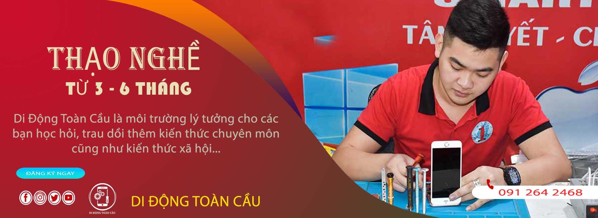 Học nghề sửa điện thoại tại Hà Nội