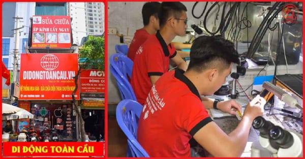 Học nghề sửa chữa điện thoại tại Hà Nội a