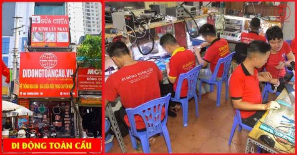 Học nghề sửa chữa điện thoại tại Hà Nội (2)