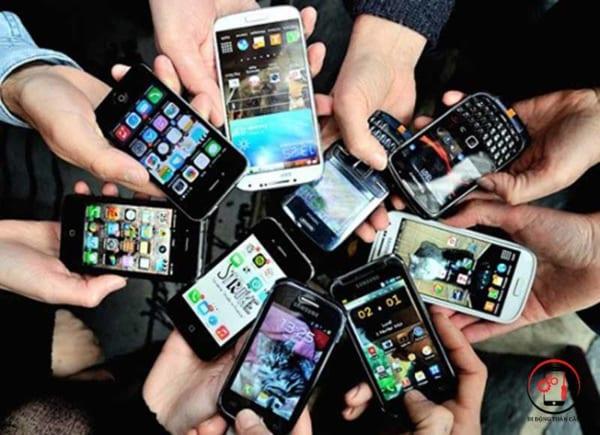 Buôn bán trao đổi điện thoại