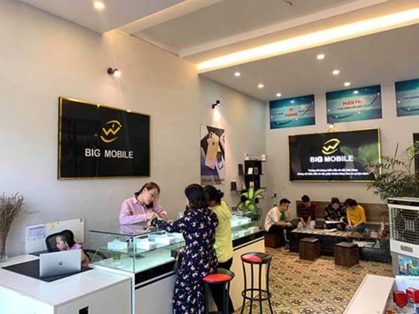 Mở cửa hàng sửa chữa điện thoại
