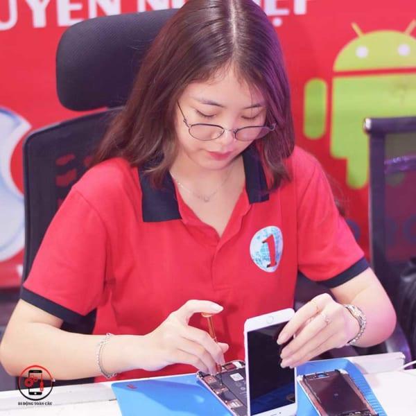 Học sửa chữa điện thoại online 1