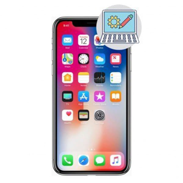 iphone lỗi phần mềm