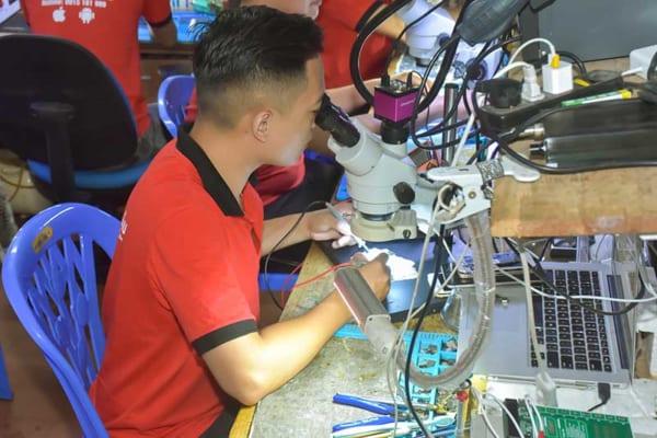 Lương của thợ sửa chữa điện thoại 2