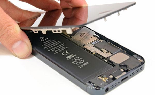 iphone bị lỗi pin