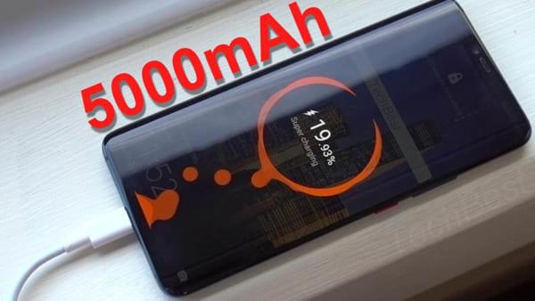 Smartphone Có Dung Lượng Pin 5000mAh