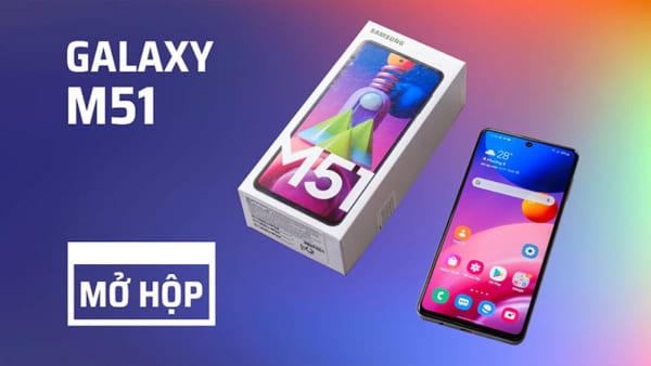 Samsung Galaxy M51 (7000mAh)