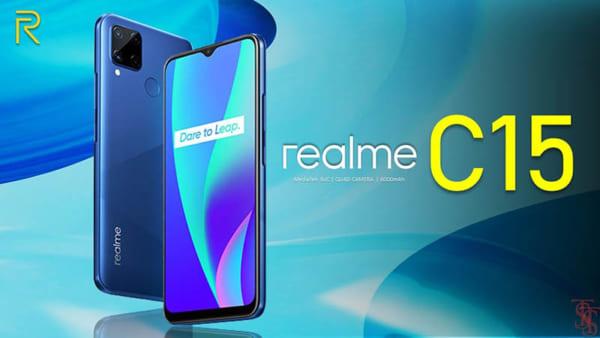 Realme C15 – Sản Phẩm Mới Của Realme (6000mAh)