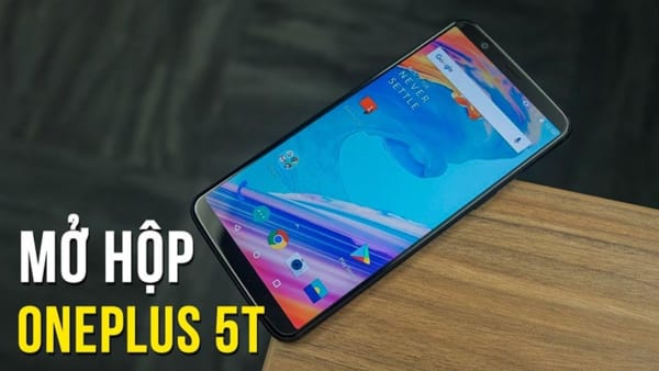 OnePlus 5T (2017)
