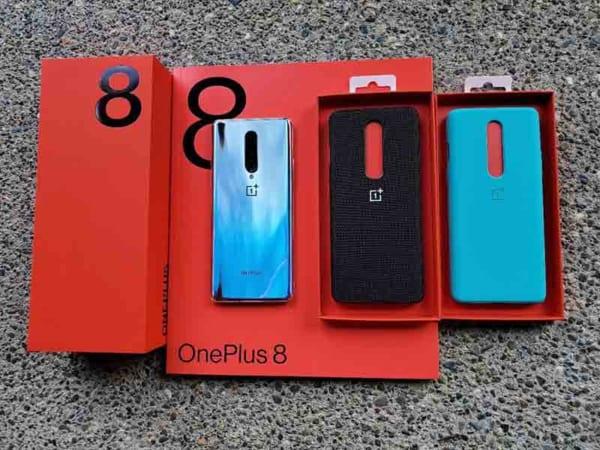 OnePlus 8/ 8 Pro (2020)