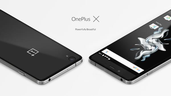OnePlus X (2015):