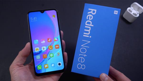 Đánh giá điện thoại Xiaomi Note 8 Nội Địa