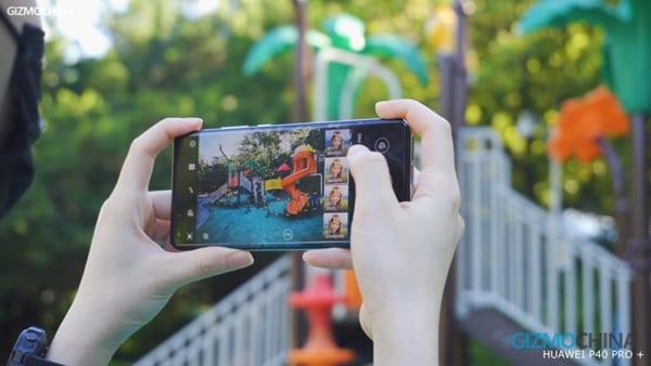 Huawei P40 Pro có khả năng chụp ảnh vượt trội.