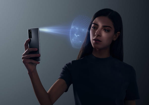 bộ đôi camera selfie 32MP AI thông minh