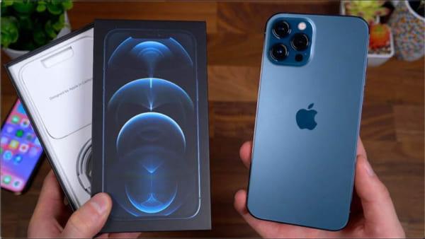 Đánh Giá Chi Tiết iPhone 12 Pro Max