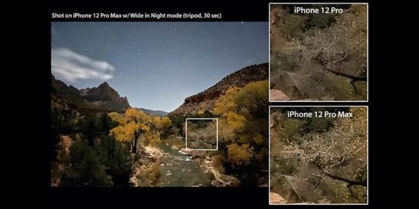 iPhone 12 Pro Max mang lại bức ảnh được lấy sáng và lấy nét cực kì tốt