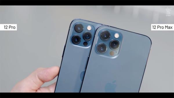 thiết kế cụm 3 Camera với thiết kế vuông