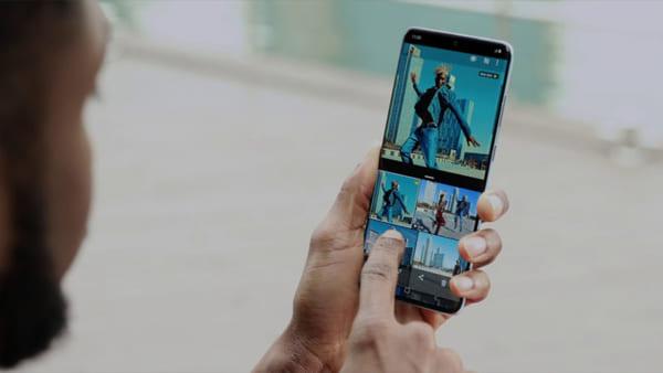 Samsung đã tích hợp lên S20 một ống kính 10MP