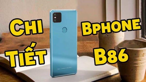 BPhone B86 Từ BKAV