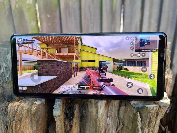 Sony Xperia One II đảm bảo mang lại sự giải trí cao cấp