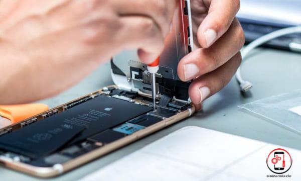 Học sửa chữa điện thoại cơ bản 2