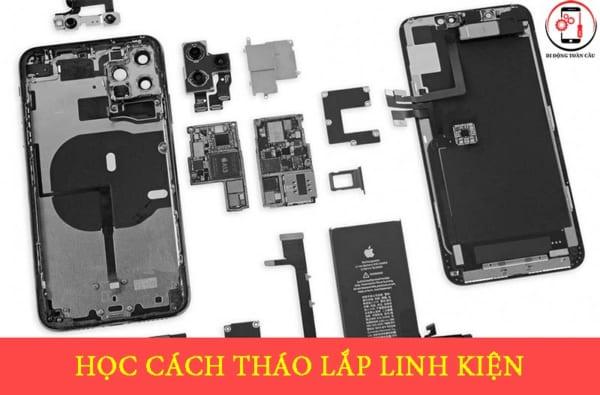 Học sửa chữa điện thoại iphone ipad 1