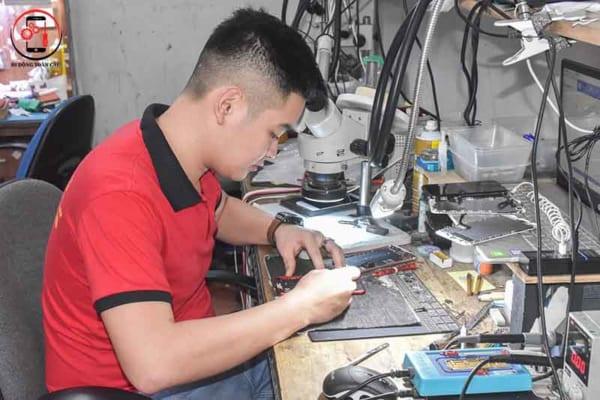 Học sửa chữa điện thoại miễn phí 4
