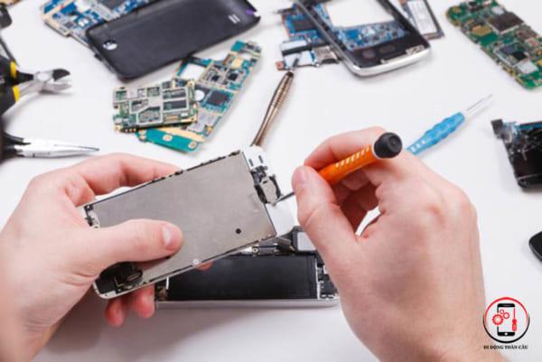 Học sửa chữa điện thoại miễn phí 1