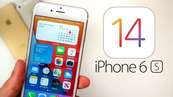 iPhone 6s 6s plus có nên nâng cấp ios 14 2