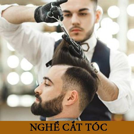 Lập nghiệp bằng nghề cắt tóc