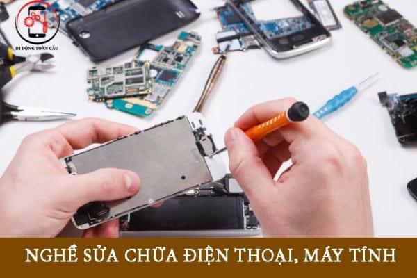 Học nghề sửa chữa điện thoại