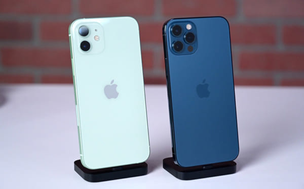 Về cấu hình thì iPhone 12 và 12 Pro có hiệu năng ngang nhau