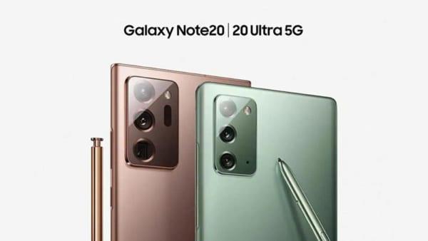 Bộ Đôi Galaxy Note 20 và Note 20 Ultra