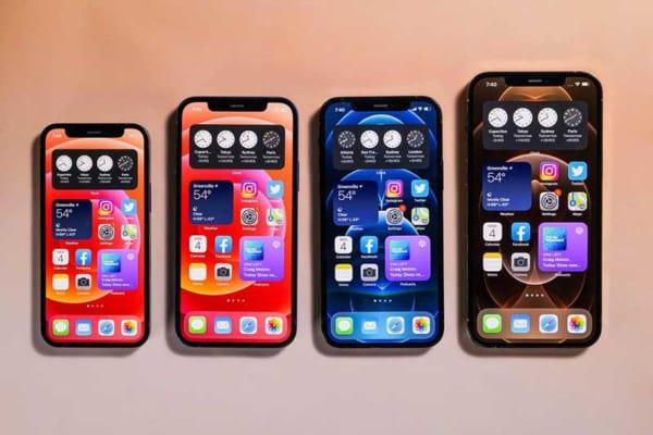 Apple luôn dẫn đầu về tốc độ và sự mượt mà