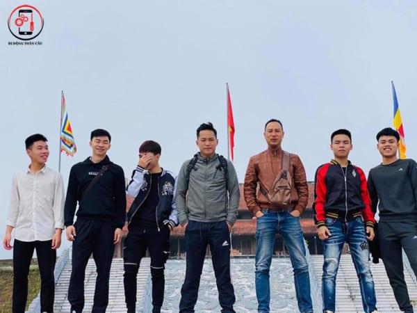 Team Di Động Toàn Cầu Tổ chức dã ngoại