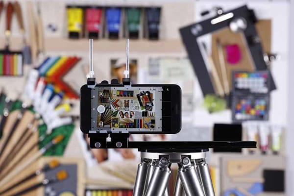 Quy trình test chất lượng camera tại DXOMARK Studio