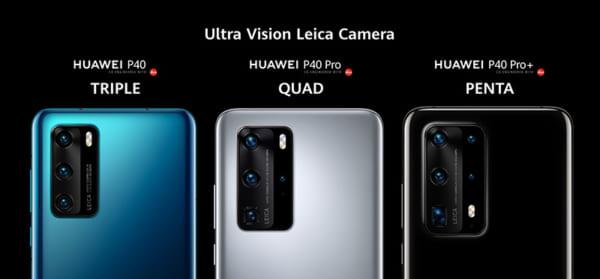 Đàn Anh Của Siêu Phẩm Camera: Huawei P40
