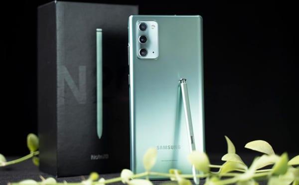 Siêu Flagship Ở Vị Trí Thứ 8? Samsung Note 20