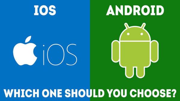 đâu là sự khác biệt lớn để iOS chiếm ưu thế hơn so với Android?