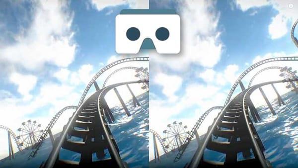 VR Roller Coaster: Tàu Lượn Siêu Tốc Tại Gia