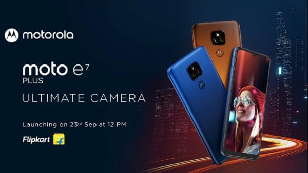 Review Motorola E7 Plus - Motorola Huyền Thoại Và Chiếc Smartphone Mới