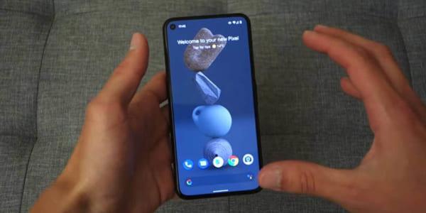 Google Pixel 5 là một thiết bị cầm tay trung thực đến mới lạ