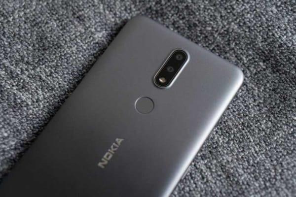 Nokia đã tạo nên sự kết hợp giữa camera chính 16MP và camera độ sâu 2MP ở phía sau