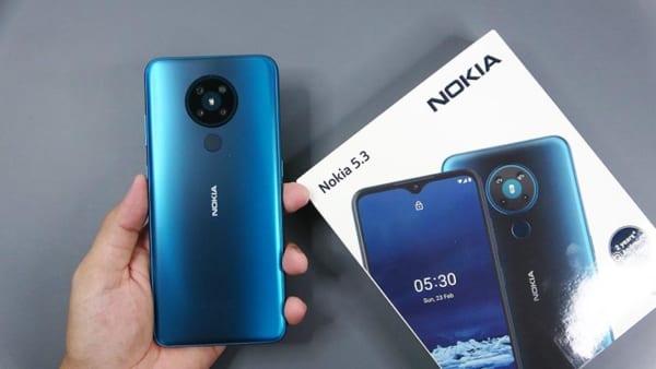 Đánh Giá Nokia 5.3