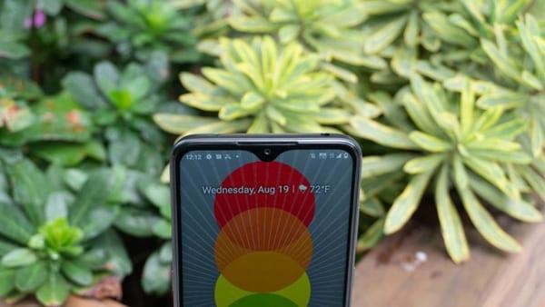 Nokia 5.3 sử dụng kính cường lực Gorilla Glass 3