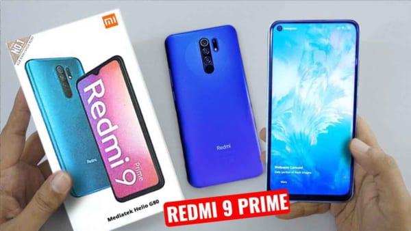 Đánh Giá Redmi 9 Prime