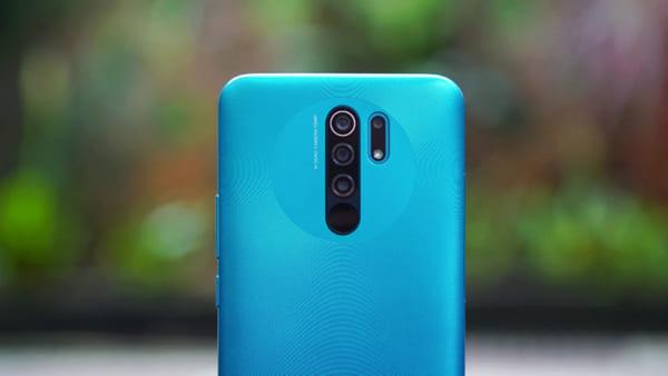 Redmi 9 Prime có thiết lập 4 camera với camera chính 13MP